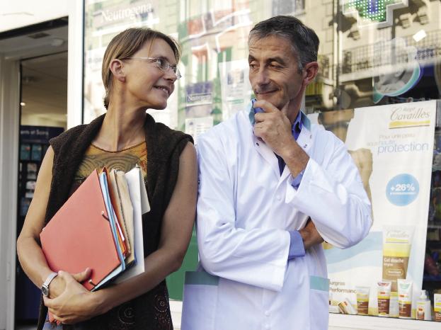 Le rachat de client le le pharmacien de france magazine for Pharmacie de la claire