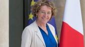 Muriel Pénicaud au sortir du conseil des ministres du 28 juin.